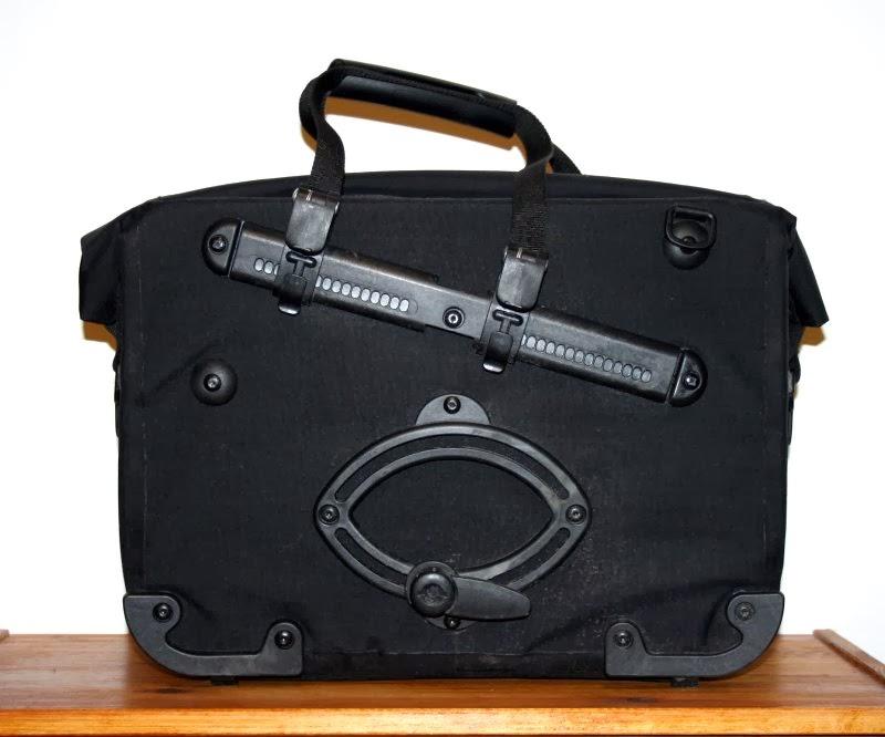 system nośny Ortlieb QL2 - specjalna wersja dla sakwy Office Bag