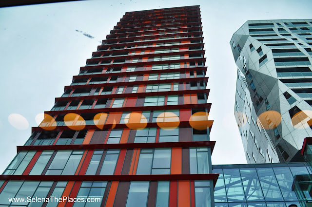 Red Architecture Rotterdam