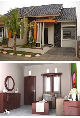 desain interior rumah minimalis mungil
