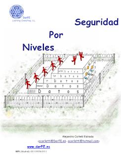 Imagen de la portada del libro de Seguridad por niveles (Creative Commons)