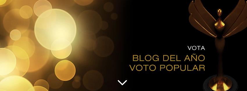 3º Lugar Blog Ano - Voto Popular 2015