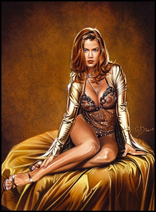 fantasy pin art Adult up