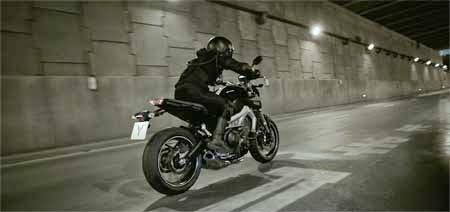 Yamaha MT-09 terbaru