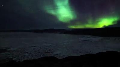 Timelapse di Greenland