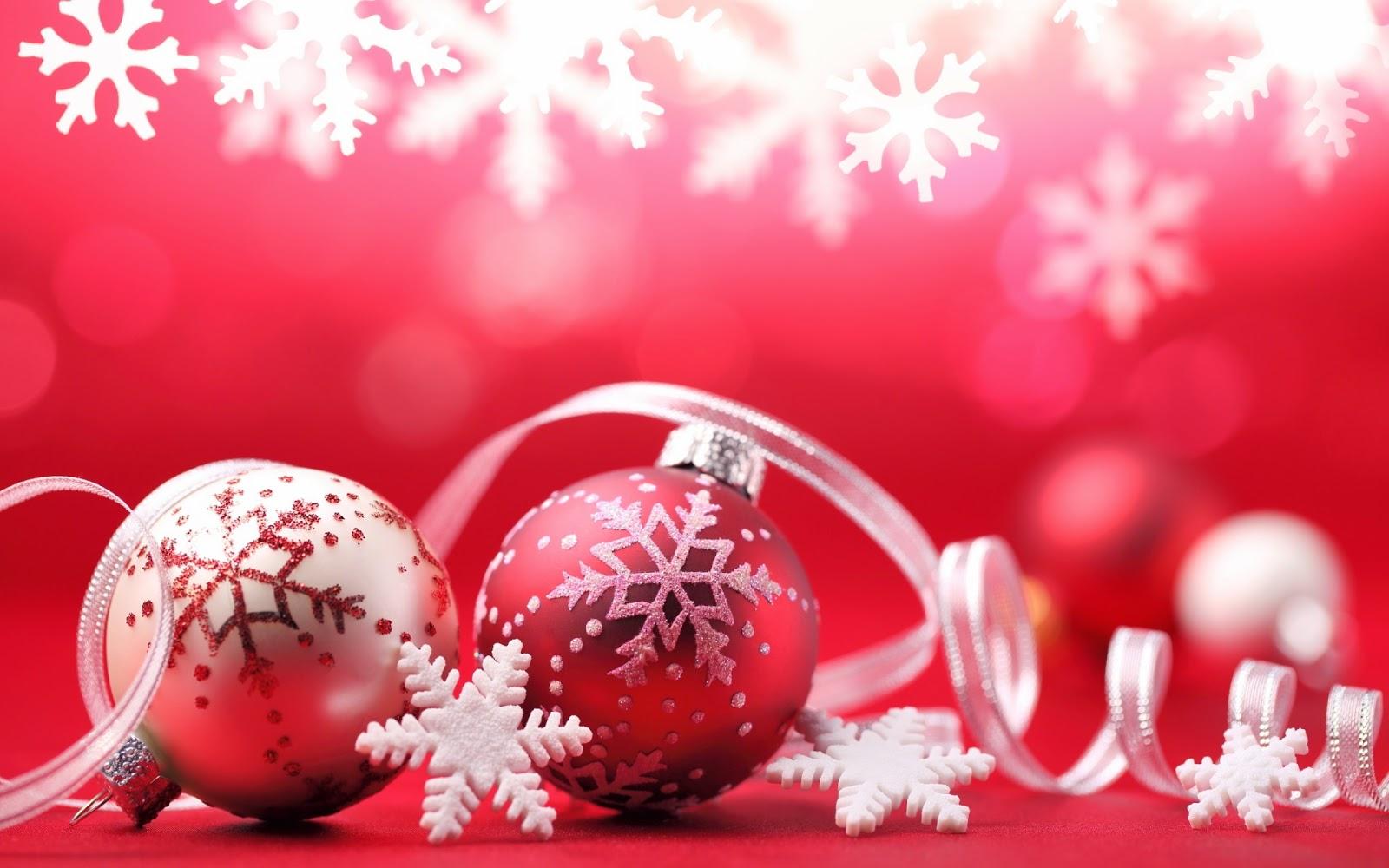 Christmas Ornaments HD