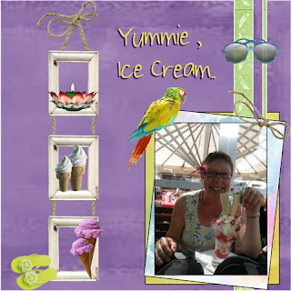 page 9   Yummie , Ice Cream  ,