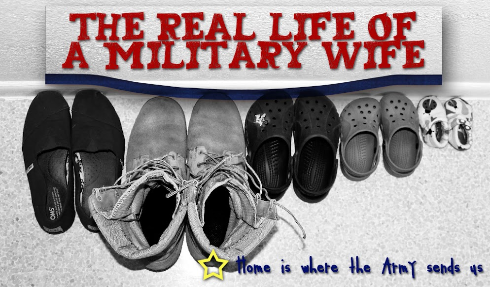 The Real Life of a Military Wife