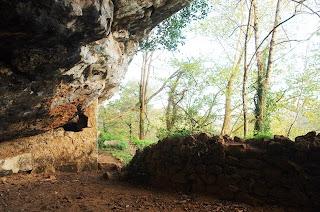 Cangas de Onís, Corao, cueva del Cuélebre