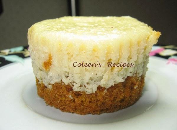 Coleen S Recipes Pumpkin Cake Cheesecake