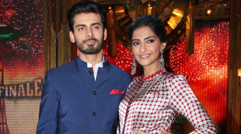 Fawad Khan and Sonam Kapoor scandel