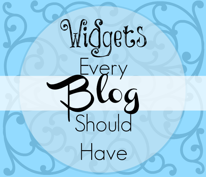 blog widgets, blog, widgets, blogger, wordpress, blogging, blog help, widgets for you blog, cool widgets, helpful widgets, blog button, how to get a blog button, blogging help, how to blog,Widgets Every Blog Should Have