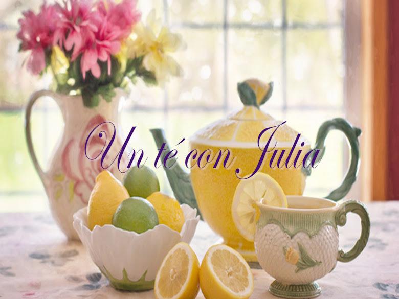 Un té con Julia