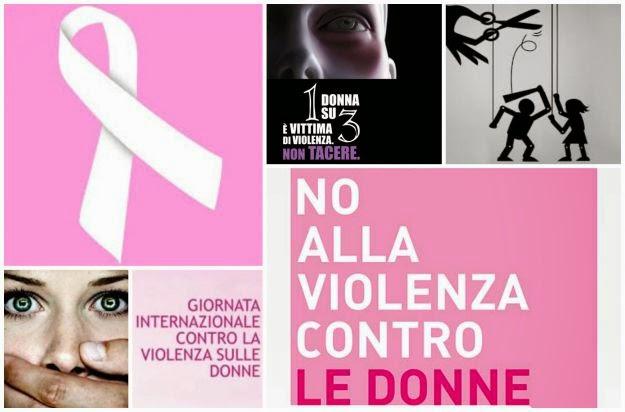 oggi e sempre bisogna dire no alla violenza contro le donne