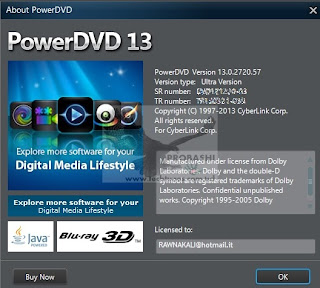Full Version PowerDVD 13 Ultra