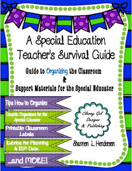 The Special Education Teachers Survival Guide