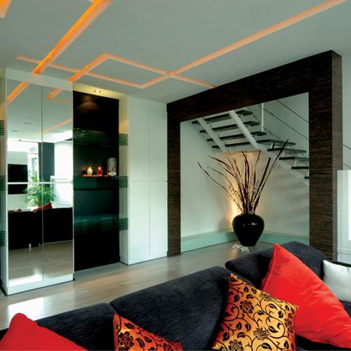 3D Drawing Plan Interior Design