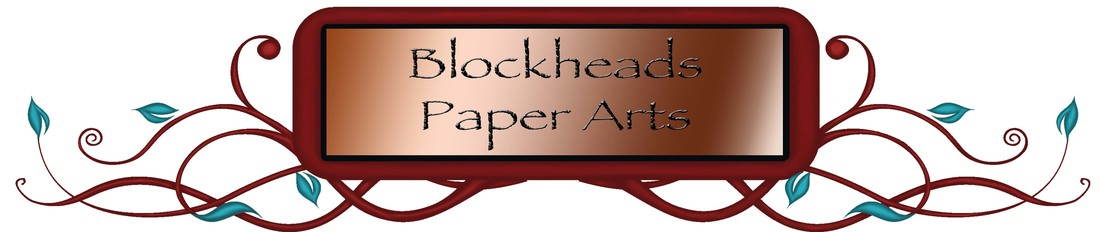 Leigh's Design Team Gallery Blockheads Paper Arts