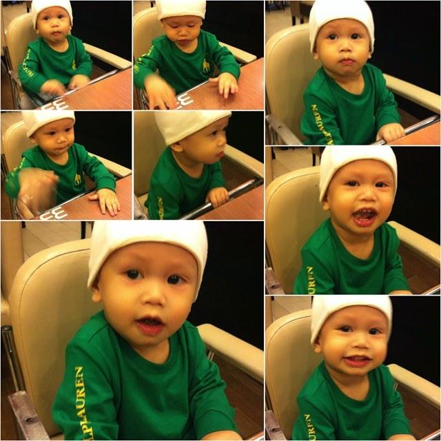 SWEETHEART : BABY ZAHIN