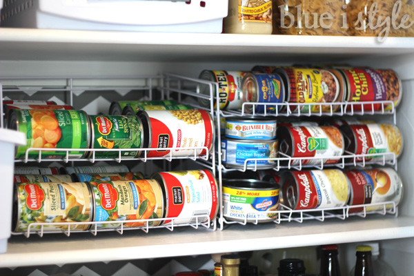 I Looked At A Number Of Other Options For Can Organization And Really Liked These Gravity Fed Racks