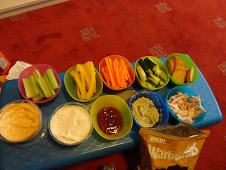 Veggies and Dips