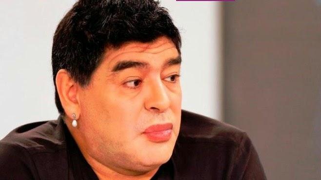 Wajah Baru Maradona Setelah Dikabarkan Operasi Plastik