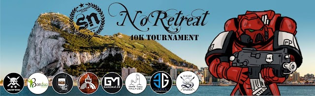 No Retreat by SN Battle Reports