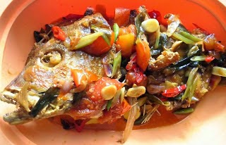 Kandungan Omega 3 dalam Tumis Ikan Kakap