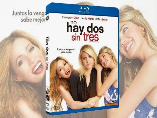 A la venta 'No hay dos sin tres' en DVD y Blu-ray