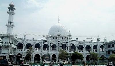 masjid jami pasuaruan