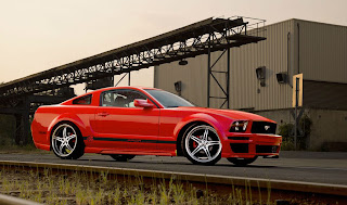 Prior Design Ford Mustang_1