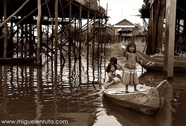 Niños-Kompong-Phluk