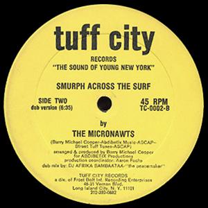 Micronawts* Micronawts, The - Smurph Across The Surf