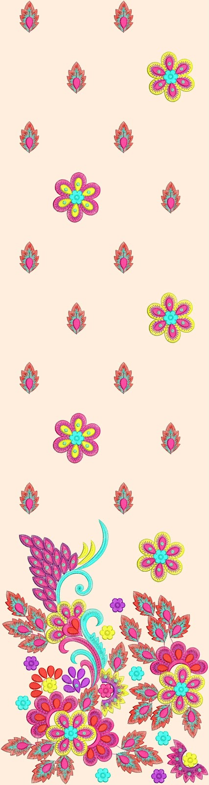 Embdesigntube punjabi suits salwar kameez embroidery designs