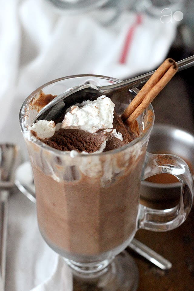 ambrosia: Mexican Hot Chocolate Ice Cream