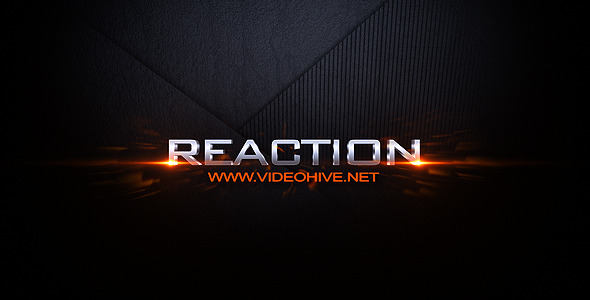 VideoHive Reaction Reveal