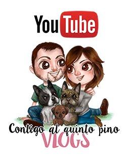 Echa un vistazo a mis vlogs familiares; compras, alimentación, vida diaria, mascotas...: