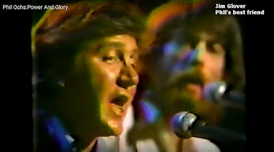 POWER & GLORY - PHIL OCHS & JIM GLOVER