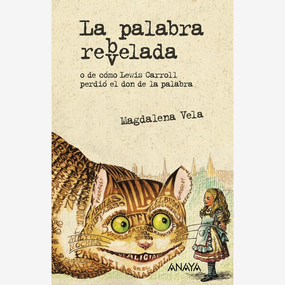 """la palabra revbelada"" - Magdalena Vela"