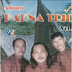 CD Musik Album Pop Batak (Trio Parna Vol.2)