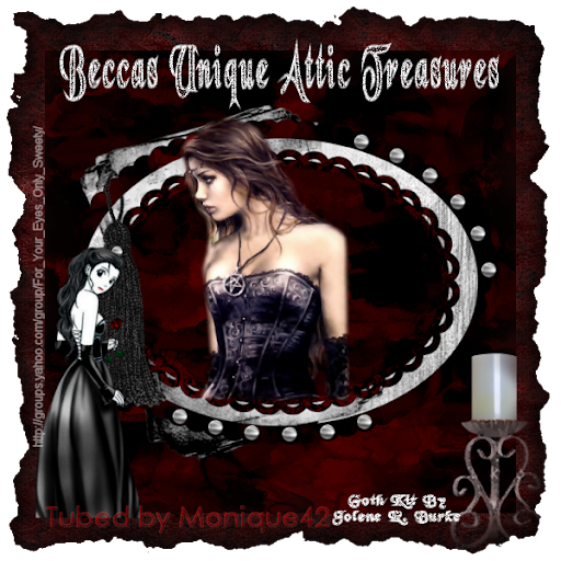 Beccas Unique Attic Treasures