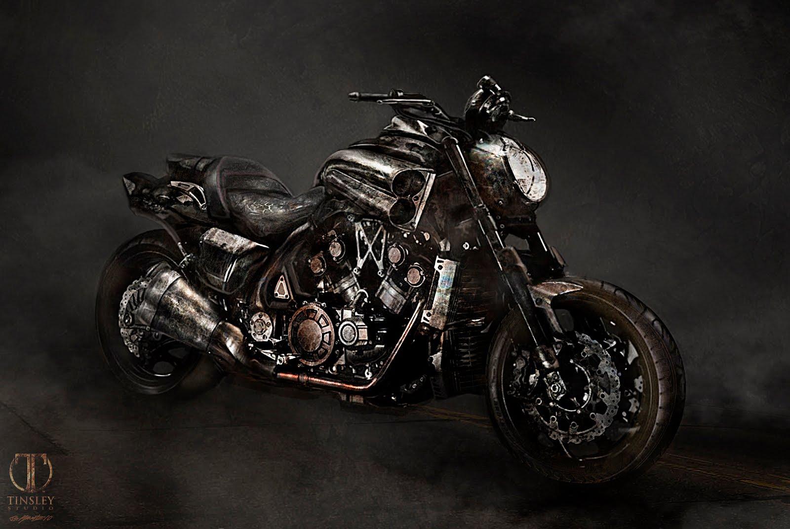Photo Collection Ghostrider 2 On Bike