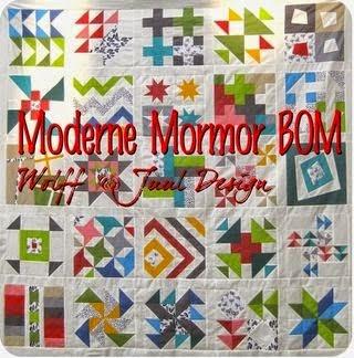 Moderne Mormor