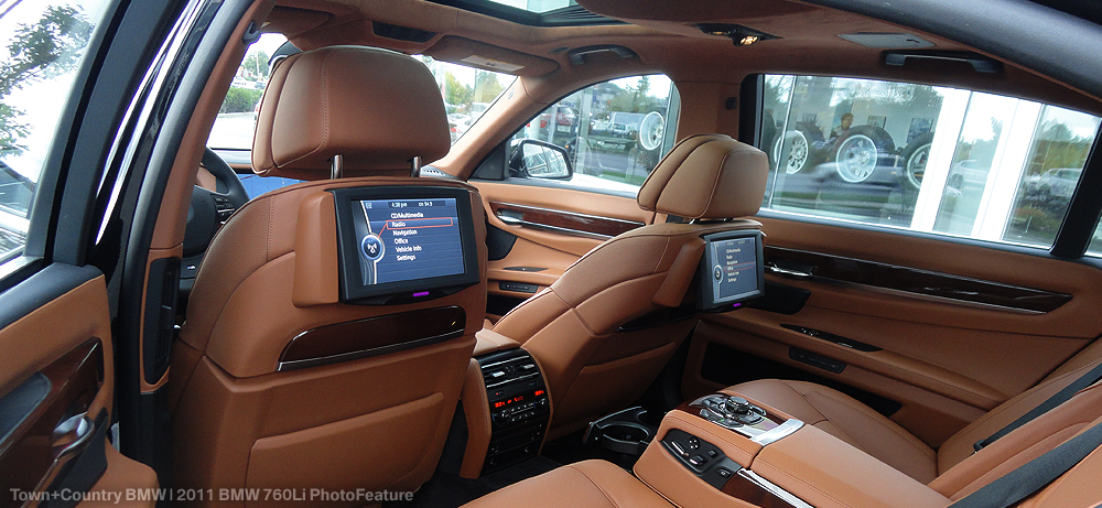 2011 BMW 760Li V12 M Sport Gallery