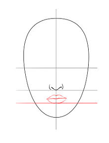 how to draw lips wikihow