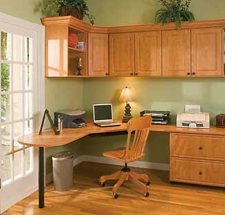 Home Office Design 2012