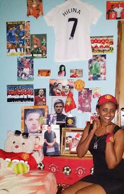 Hilina Adane from Ethiopia