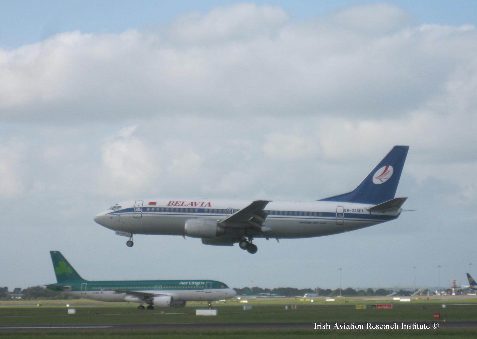 irish airlines: