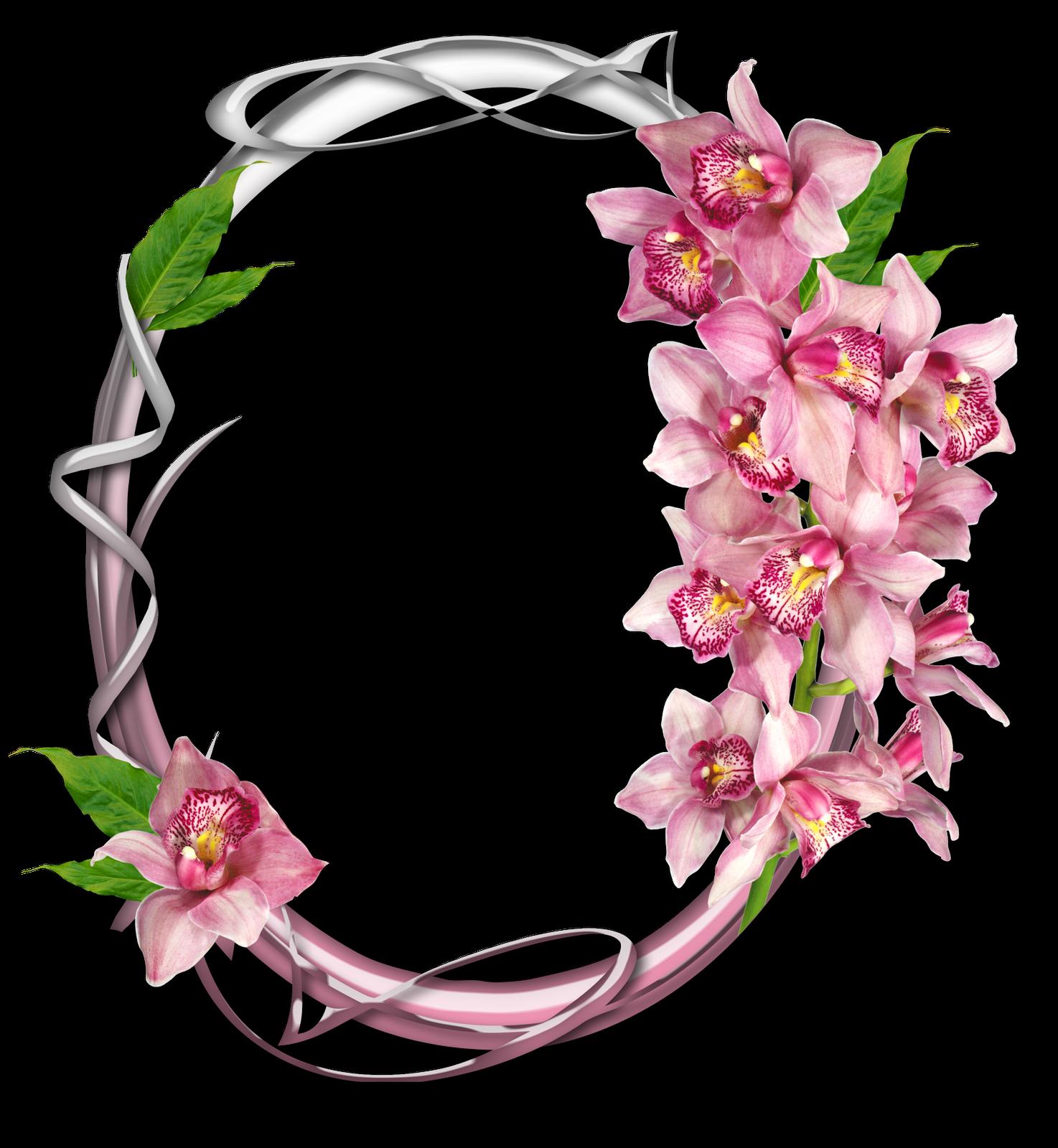 Marcos gratis para fotos marcos florales para fotos - Marcos para decorar ...