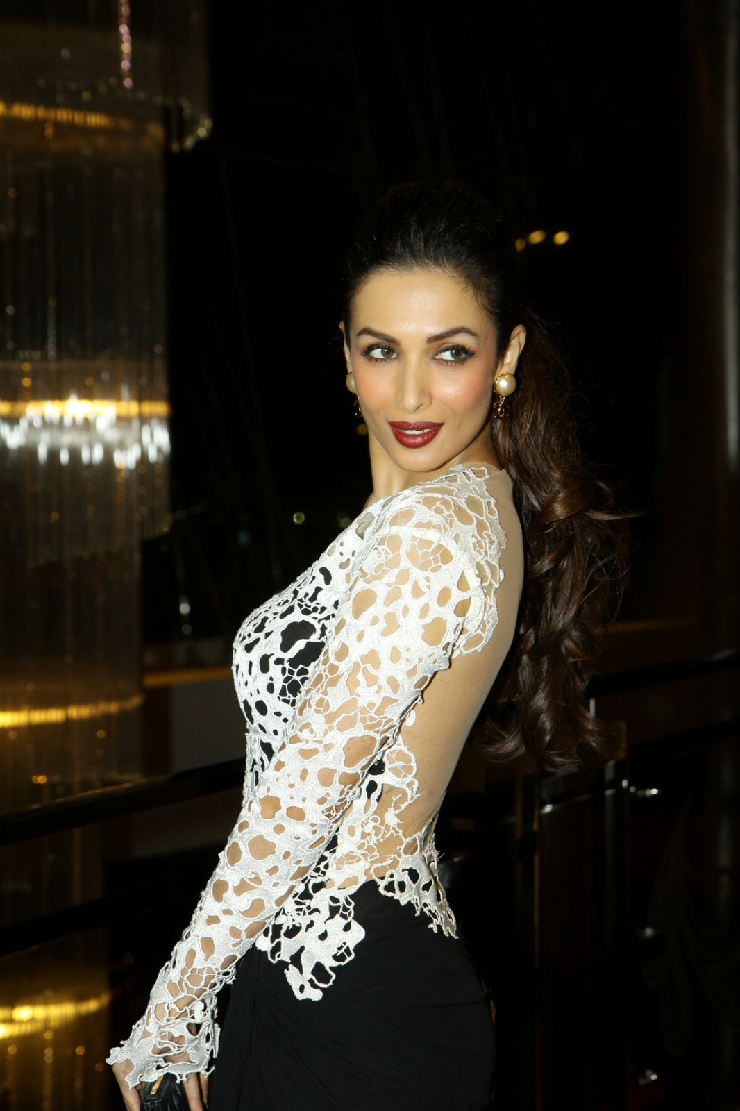 Malaika Arora Khan Hot Stills at Kama Sutra Miss Maxim 2015 Grand Finale