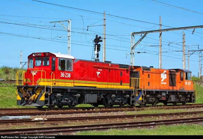 Class 36 (200) 36-238 / 36-237